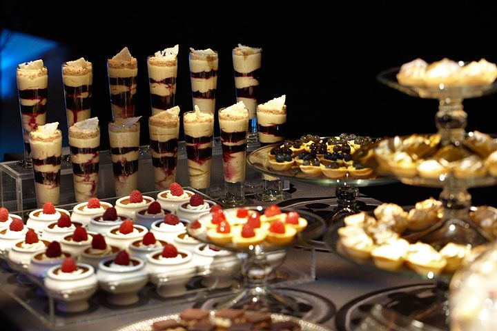 Wedding Dessert Buffet Dessert Buffet At The Bat