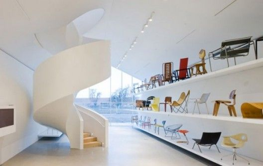 AD Classics: Vitra Design Museum and Factory / Frank Gehry | ArchDaily