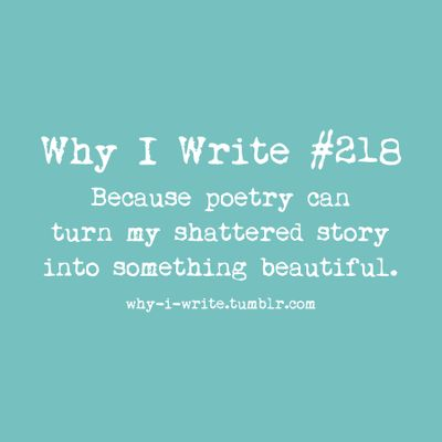 How can i write a story about my life