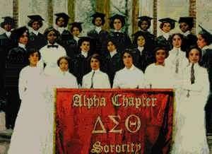 22 Founders of Delta Sigma Theta Sorority, Inc.