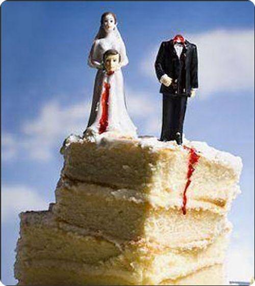 gateaux de divorce