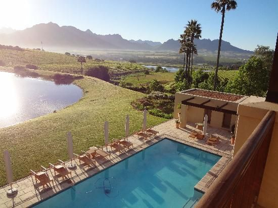 Asara Wine Estate  Hotel, Stellenbosch, South Africa