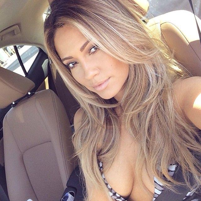 Gorgeous hair color #blonde #highlights #longhair : summer hair