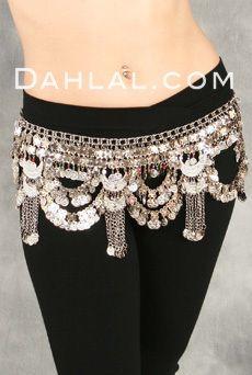 Dahlal Internationale Store - Egyptian Chain Belt, $39.95 (http://www.dahlal.com/egyptian-chain-belt/)