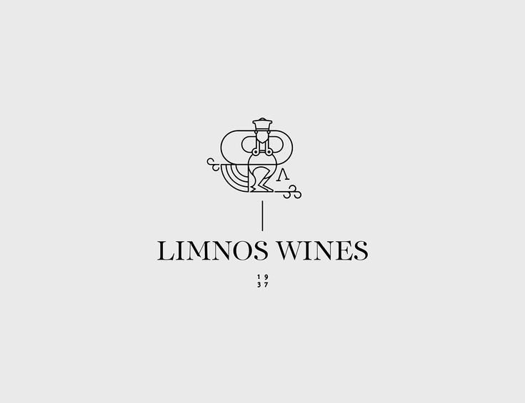LIMNOS WINES on Behance