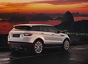 Novo Range Rover Evoque SE com preço especial