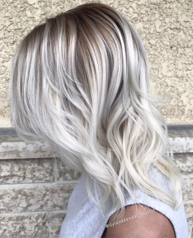 "1,675 Likes, 17 Comments - Blonde+Balayage Specialist (@dylanakendal_stylist) on Instagram: ""Icey blend @behindthechair_com #btconeshot #btconeshot_ombre17 #btconeshot_hairpaint17…"""
