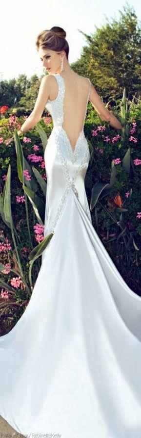 Nurit Hen 2013 bridal collection