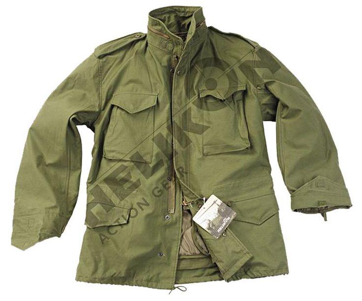 Купить куртка м65
