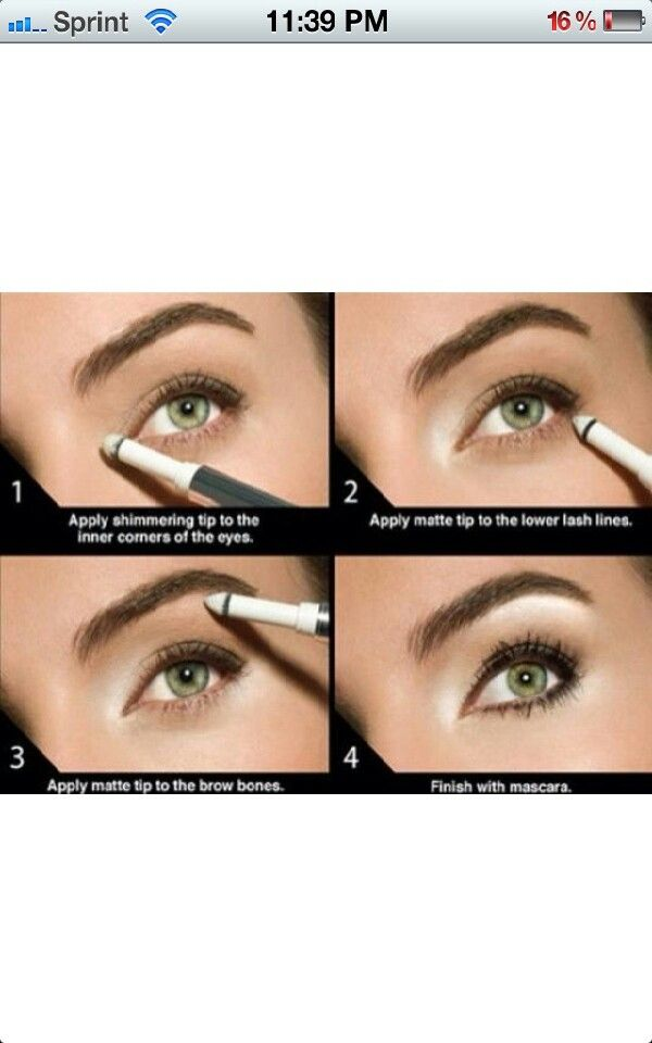 How to instantly brighten up your eyes for a more natural look