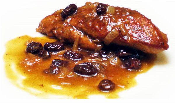 Solomillo de cerdo con salsa Pedro Ximenez - Recetízate