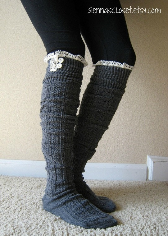 i want a pair!!!!: Boots Women, Ugg Boots, Cable Knits Boots, Black Leather Boots, Cute Boots, Buttons, Boots Socks, Boot Socks, Cableknit Boots