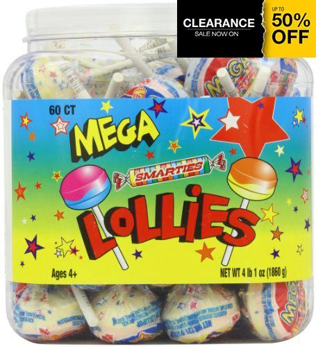 Assorted double #lollies