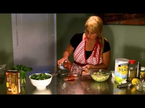 Spinach Lasagna Recipe & Cooking Video - Protective Diet - This is a perfect beginner recipe that you will continue to favor throughout the years. I will teach you how to press tofu and make cholesterol free faux ricotta that tastes just like the original. Stack the impressive layers high and double the batch if you are having more than two for dinner.(Affiliate) https://protectivediet.com/recipe/spinach-lasagna?affiliate=7