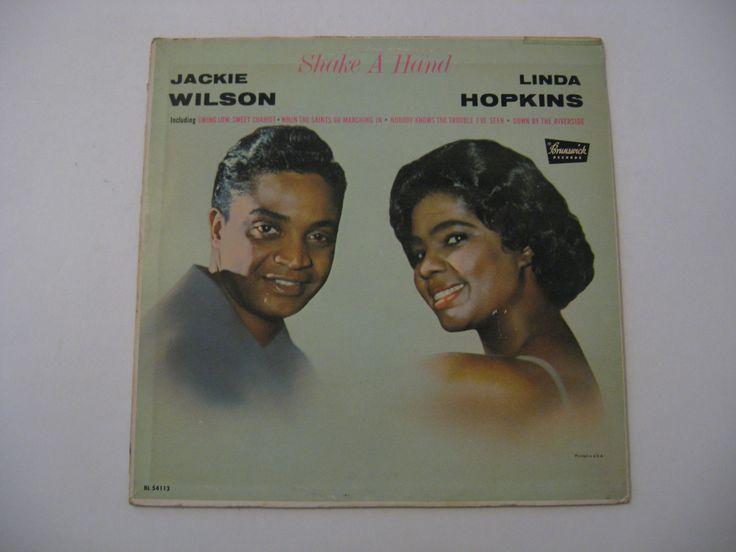 Jackie Wilson & Linda Hopkins - Shake A Hand - 1963