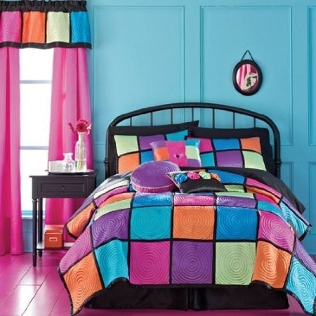 17 best images about bedroom candyland gingerbread on for Candy bedroom ideas
