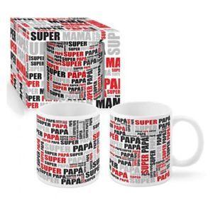 a taza super papa
