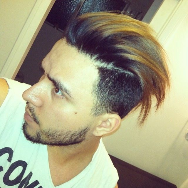 guy ombre manbre hairbybrandynolan my hair pinterest
