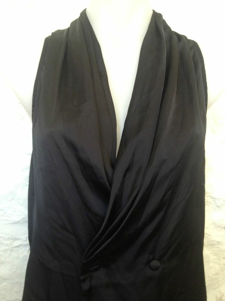 Ladies Alice in the Eve Black Summer Shirt - Size 6 - Now Selling! Click through to go to eBay auction.