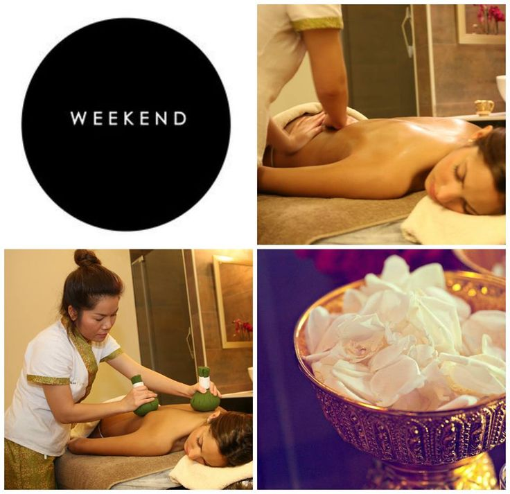 Fin de semana, relax y masaje en #OrienThaiSpa!  Weekend starts, just relax and get a massage at #OrienThaiSpa! #OrienThai #masaje #desconectar #relax #sabadell