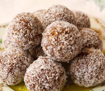 High Energy, Extra Protein Maca and Quinoa Balls - Organic Quinoa Powder