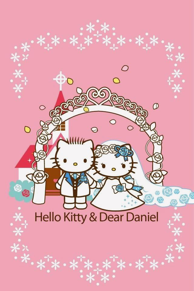 12 Hello Kitty And Dear Daniel Coloring Pages Hello Kitty Hello Kitty Images Hello Kitty Clipart