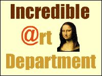 The Incredible Art Department features free art lessons, art news, resources, and more.