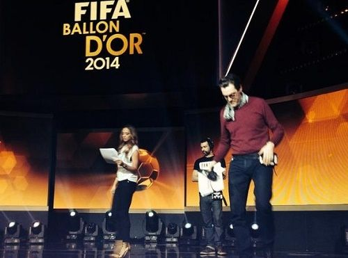Watch live telecast and ceremony of 2014 FIFA Ballon d'Or award on FIFA.com and Youtube. Messi, Ronaldo and Neuer are in the race of 5th FIFA Ballon d'Or award.