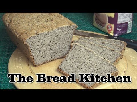 Gluten-Free Buckwheat Bread Recipe in The Bread Kitchen