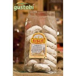 Taralli Zuccherati - Biscò