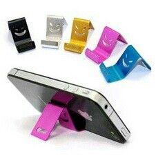 Jual Smiley Face Aluminium Alloy Mobile Phone Stand Holder - Silver hanya Rp 10.000,-, lihat gambar klik https://www.tokopedia.com/ercorp/smiley-face-aluminium-alloy-mobile-phone-stand-holder-silver