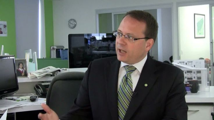 Video: Green Party's Mike Schreiner talks Catholic school system, wind power and more
