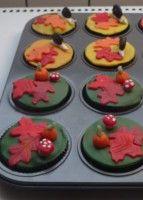 Cupcake decoreren: hoe maak je herfst cupcakes? | Hobby en Overige: Hobby