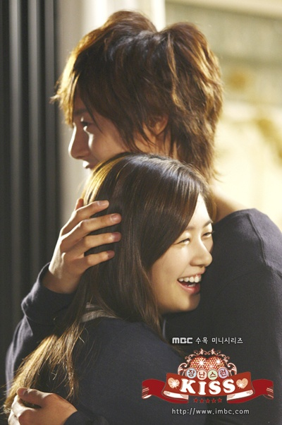 Playful Kiss ♥ Kim Hyun Joong as Baek Seung Jo ♥ Jung So Min as Oh Ha Ni