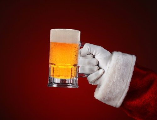 Santa's Cup - A drinking game with cards
