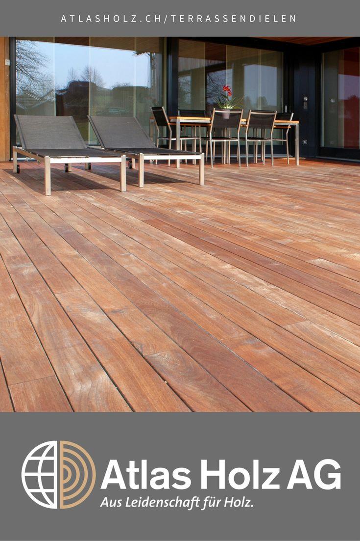 Teakholz Terrassendielen 20 best terrassendielen aus holz wooden decking boards images on