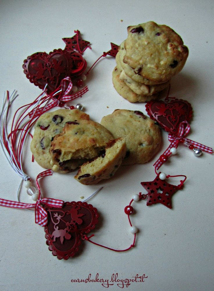 cookies cioccolato bianco e mirtilli #cookies #whitechocolate #blackberries