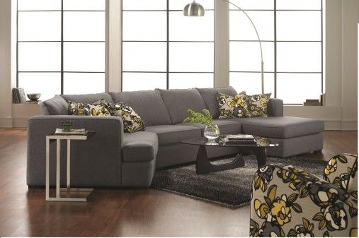 Norman Sectional Traditional Sofas Other Metro