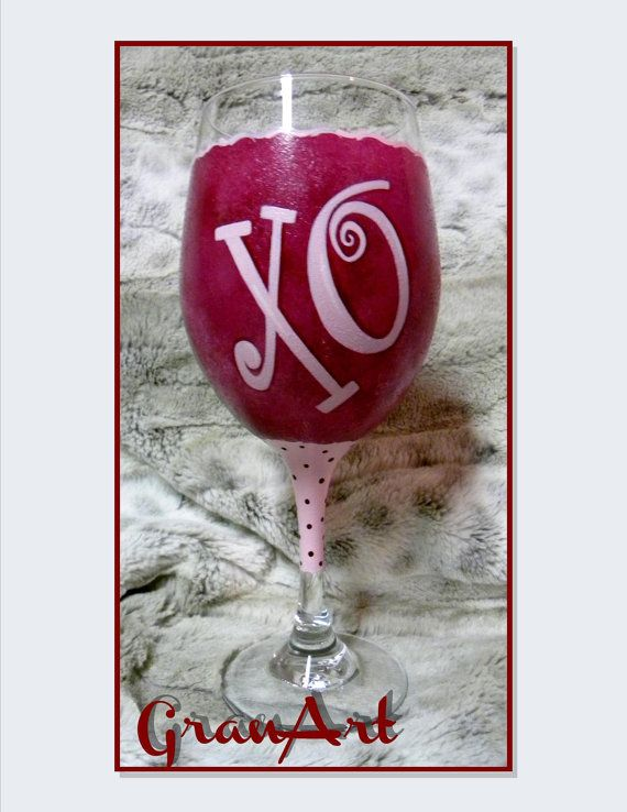 Kiss Hug 2 X O  Love Mother's Day Friend Valentine Hand by GranArt