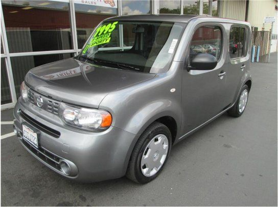Wagon, 2011 Nissan Cube with 4 Door in Folsom, CA (95630)