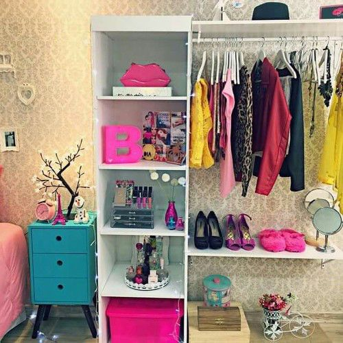 die besten 25 closet barato ideen auf pinterest billige kleiderschrank veranstalter. Black Bedroom Furniture Sets. Home Design Ideas