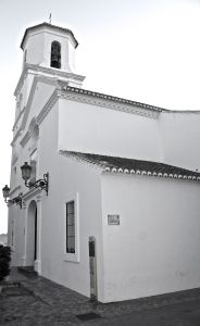 Iglesia El Salvador Church on the Balcon de Europa