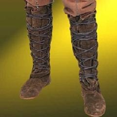 The Celts and Celtic Society: Ancient Celtic Clothing. Love these boots!- can see Jamie wearing them!