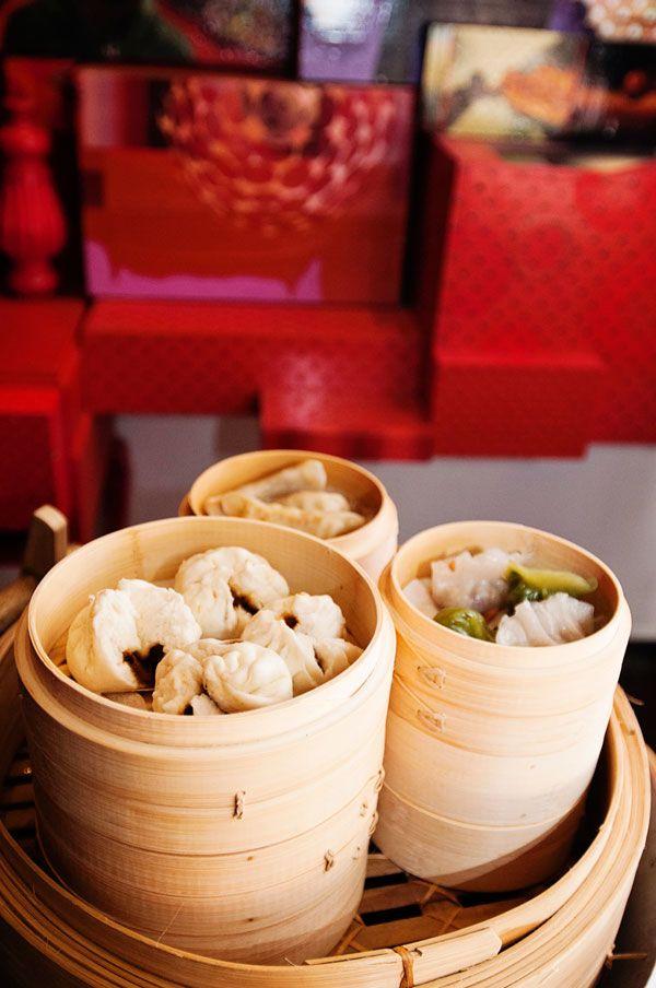 Dumplings for Lunar New Year