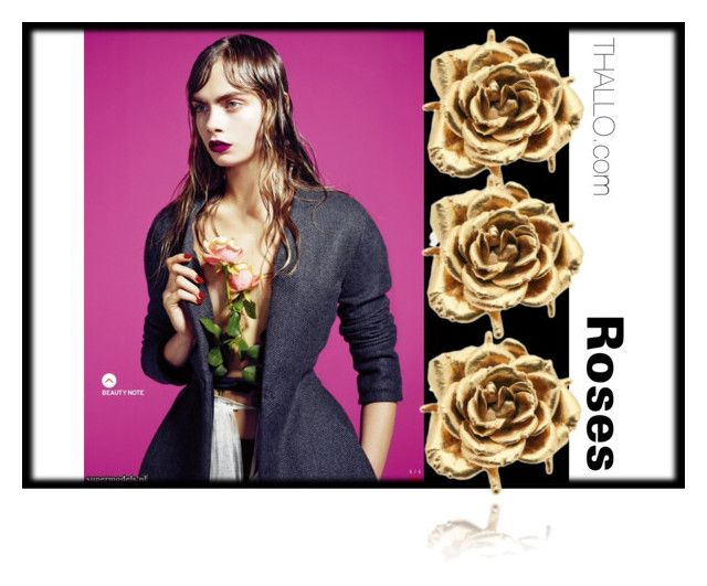rose jewelers by thallo on Polyvore