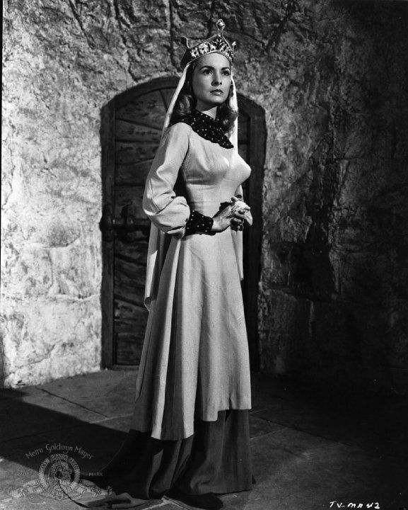 Still of Janet Leigh in The Vikings (1958)