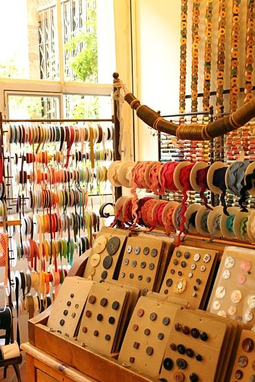 Paris craft shop. i'll back someday & do paris the right way! can't believe i didn't go thrifting when i was there! though i was completely broke...