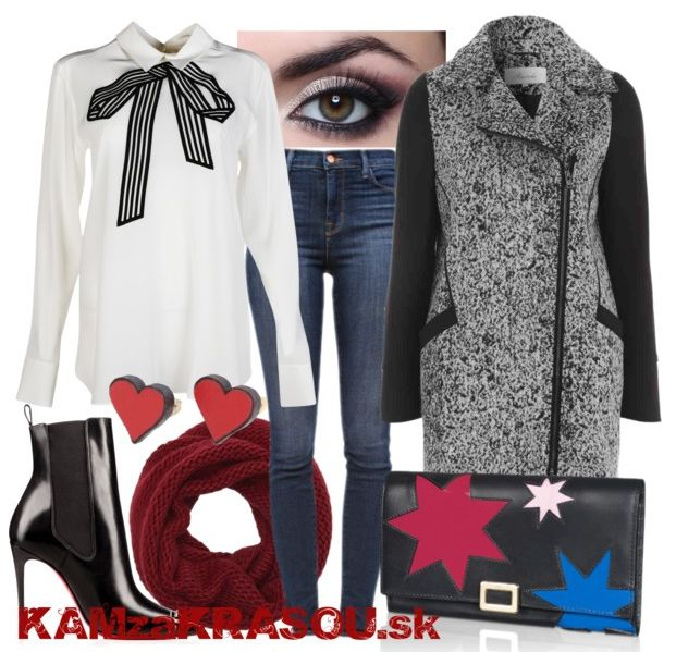 #kamzakrasou #sexi #love #jeans #clothes #dress #shoes #fashion #style #outfit #heels #bags #blouses #dress #dresses #dressup #trendy #tip #new #kiss #kisses #kissing #loveitTrendy Biela blúzka s potlačou - KAMzaKRÁSOU.sk
