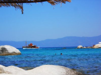 Controvento (Racconti di Incontri): Vacanze in Grecia: la Calcidica sinonimo di felici...