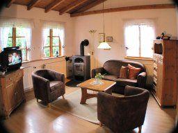 5-Sterne Bauernhof für 6 Personen mit eigener Sauna und Kaminofen in Wennbüttel